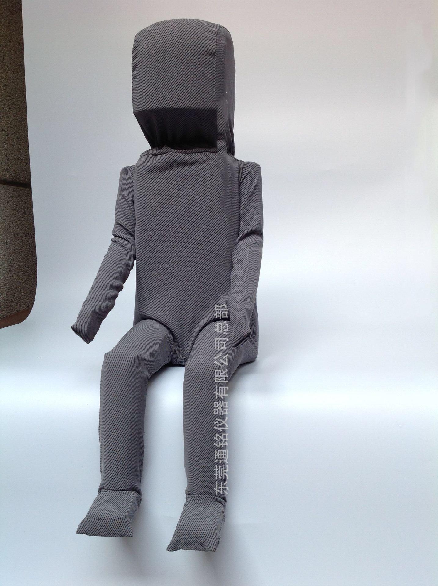 CRABI 儿童安全座椅测试假人模型,汽车束缚系统人体模型-通铭 1