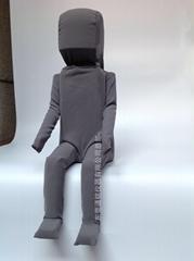 CRABI 儿童安全座椅测试假人模型,汽车束缚系统人体模型-通铭
