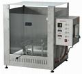 ISO 15025防護服火焰蔓延試驗機,ISO6941織物多功能燃燒性測試儀 3