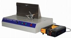 起绒织物表面燃烧测试仪,绒毛布表面点燃性试验机,BS 4569 ,M&S