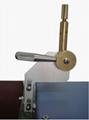 起绒织物表面燃烧测试仪,绒毛布表面点燃性试验机,BS 4569 ,M&S 2