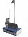 起绒织物表面燃烧测试仪,绒毛布表面点燃性试验机,BS 4569 ,M&S 3