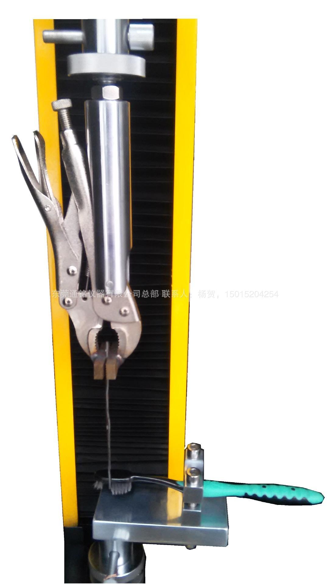 牙刷力学性能试验机-综合毛束拉力/柄部抗弯力颈部抗弯力ISO20126 4