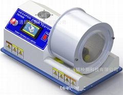 六足滾筒測試儀,地毯外觀變化抗踩踏磨損試驗機ISO 10361鋪地物