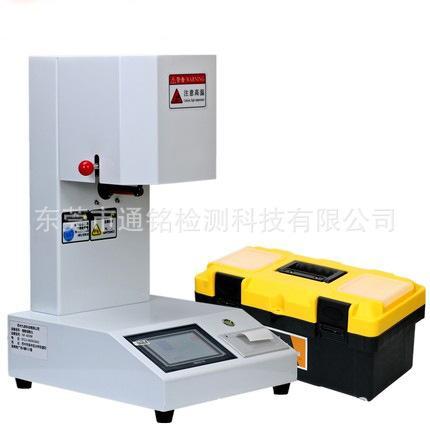 无纺布熔体流动速率仪,塑料熔融指数测定仪ATM D1238,GB/T 3682 1