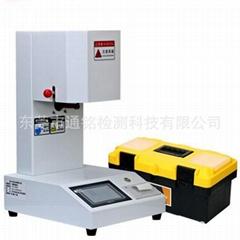 无纺布熔体流动速率仪,塑料熔融指数测定仪ATM D1238,GB/T 3682