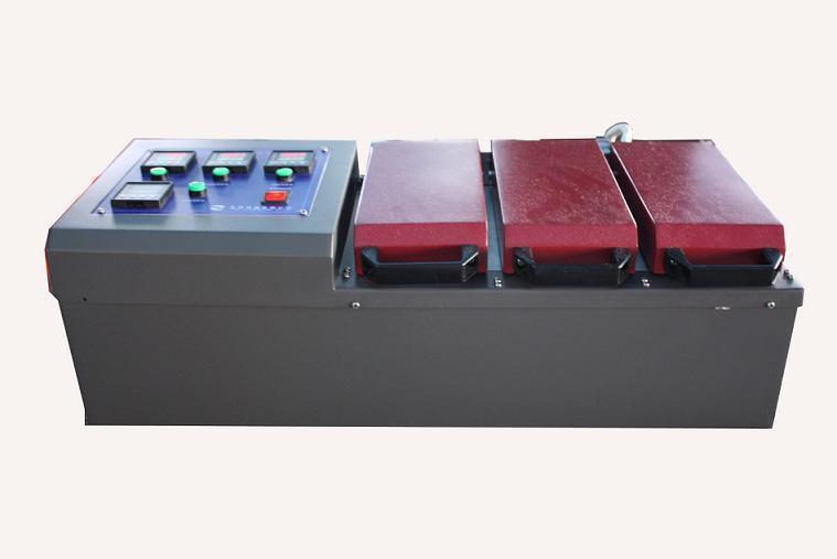 熨燙昇華色牢度測試儀,耐干熱試驗,AATCC 133,GB/T 6152,ISO 3