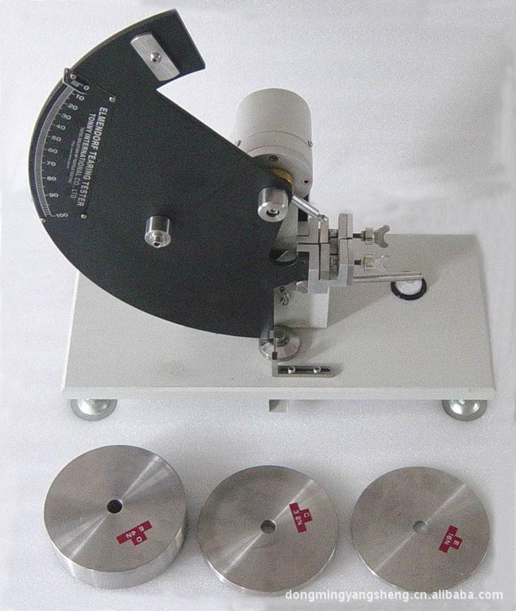 埃尔门道夫法Elmendorf 强度测试仪 ,撕破强力机 手动、数字式 2