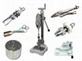 批发纽扣拉力测试仪,钮扣拉力强度试验机,拉链,GB/T 31701