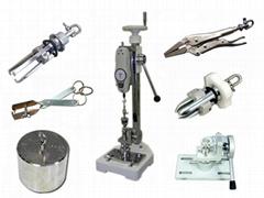 批發紐扣拉力測試儀,鈕扣拉力強度試驗機,拉鍊,GB/T 31701
