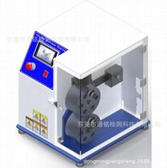 现货魔术贴带,粘扣带抗疲劳试验机,DIN 3415,织带行业专业测试