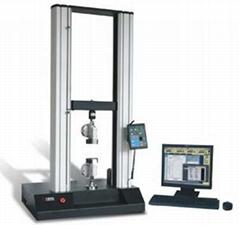 大量现货 电脑控制双柱拉力机,  材料试验机,高精度强力机