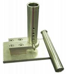 品质 钮扣撞击强力测试仪,ASTM D5171-拉链纽扣服装附件生产厂家