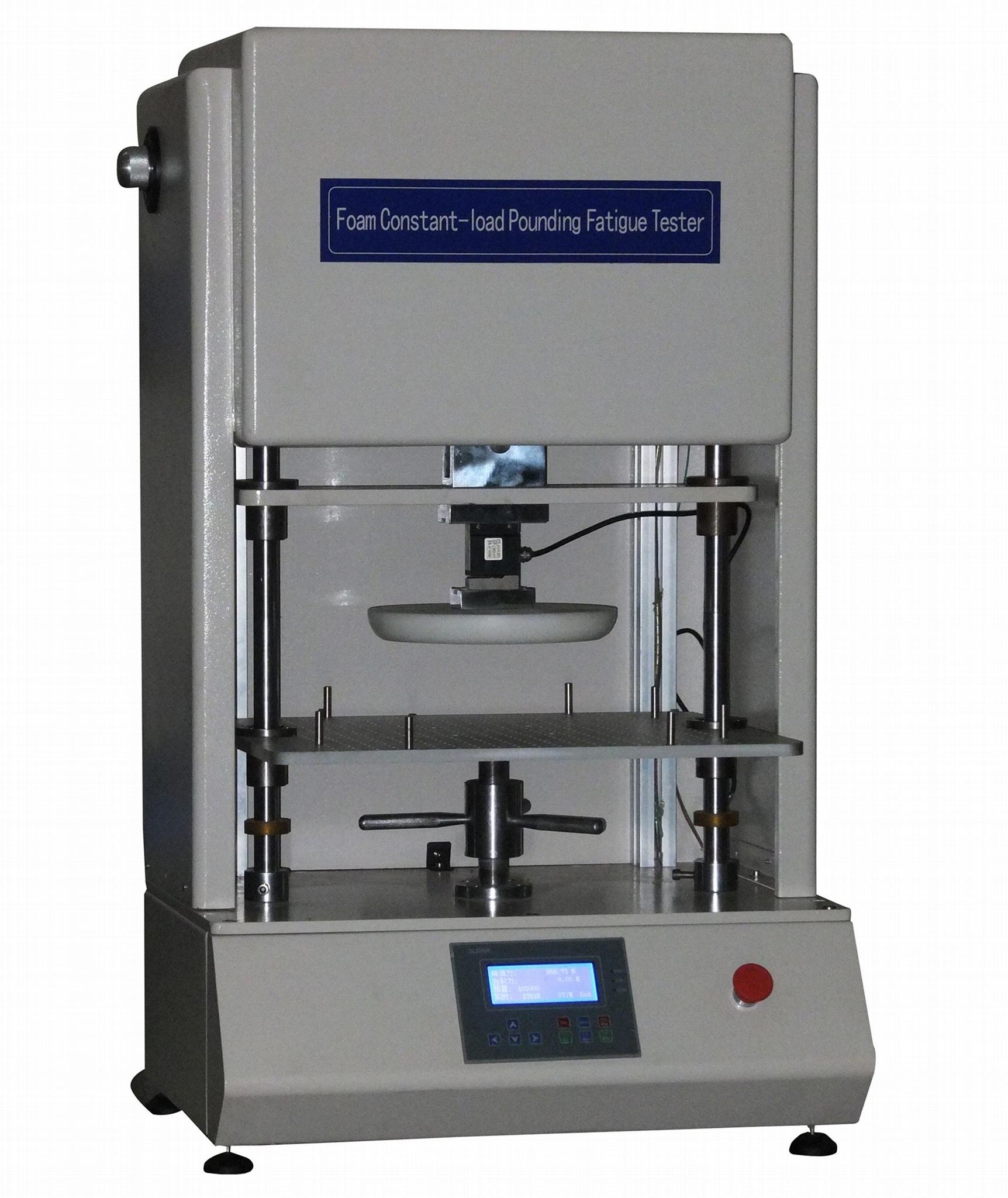海绵棉反复压缩疲劳试验机,定负荷冲击疲劳测试仪专业泡棉检测仪 1
