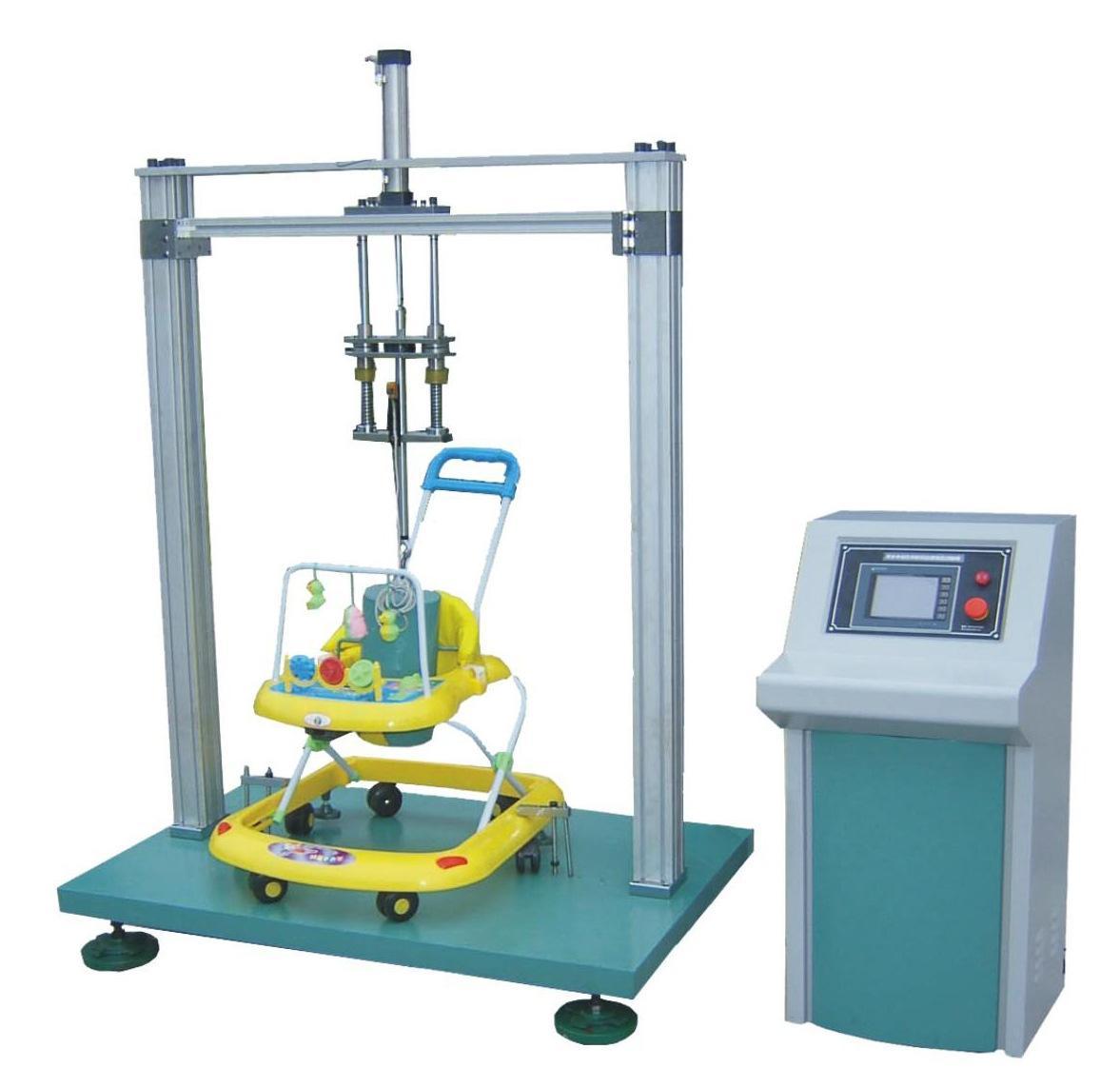 学步车座位和框架结构试验机,动态强度测试仪ASTM F977专业强 1