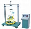 学步车座位和框架结构试验机,动态强度测试仪ASTM F977专业强