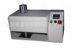 口罩耐摩擦色牢度测试仪,旋转垂直摩擦试验机,GB/T 29865-2013