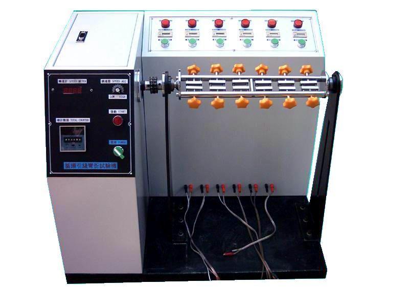 電線電纜彎折試驗機,搖擺試驗機UL817 東莞通銘檢測科技TOMY 1
