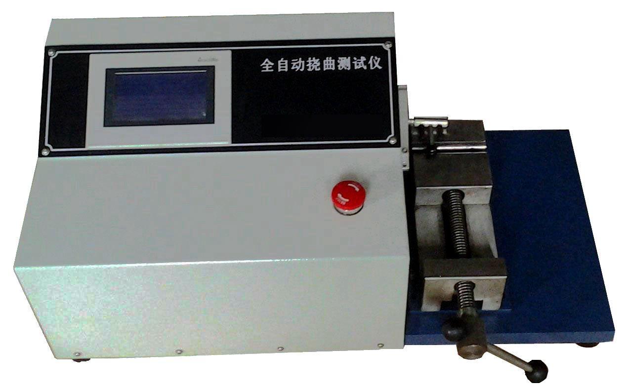 電線電纜彎折試驗機,搖擺試驗機UL817 東莞通銘檢測科技TOMY 2