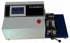 全自動撓曲測試儀/金屬絲杆件撓曲試驗機