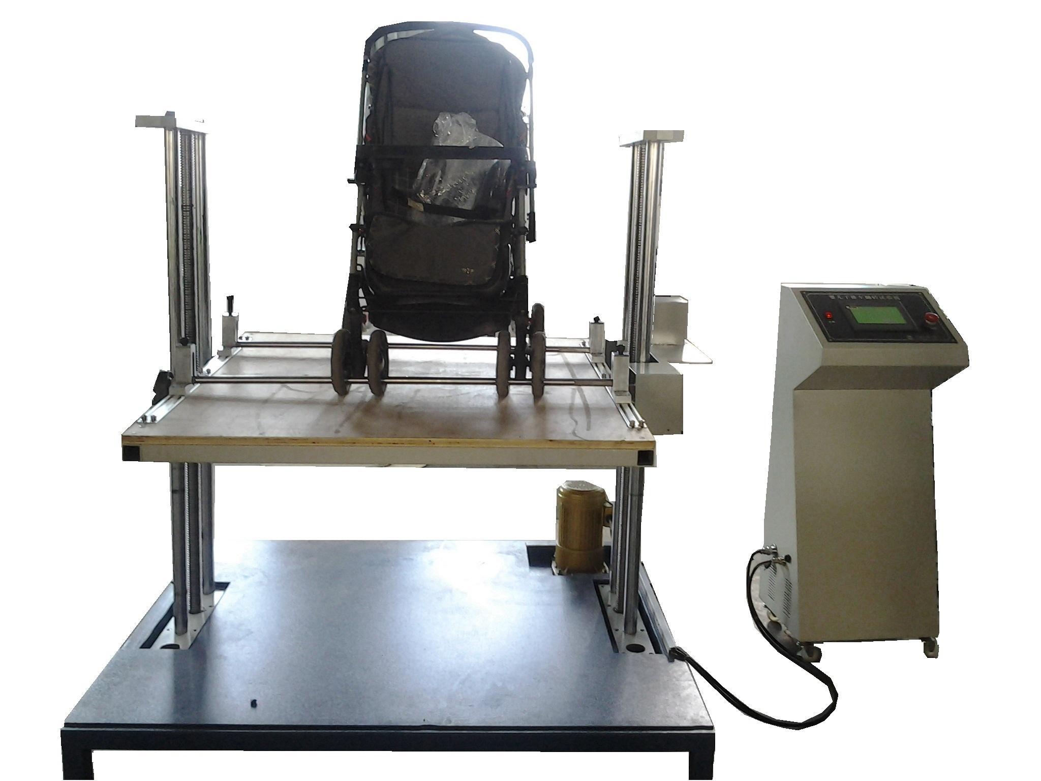 婴儿手推车避振试验机,路况测试仪,震动撞击-日本CPSA0001  4
