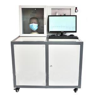 醫用口罩氣體交換壓力差測試儀,通氣阻力試驗機YY/T 0969-2013 2
