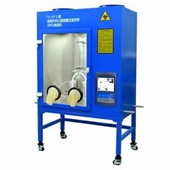 口罩细菌过滤效率试验仪,BFE检测仪,EN14683,ASTM F2101测试