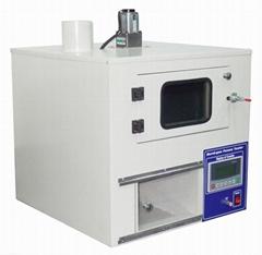 海绵烟熏色牢度测试仪,泡棉耐燃气烟雾试验箱,大量现货