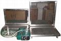 歐標座椅燃燒測試儀,BS5852,軟體傢具海綿防火試驗架,GB17927