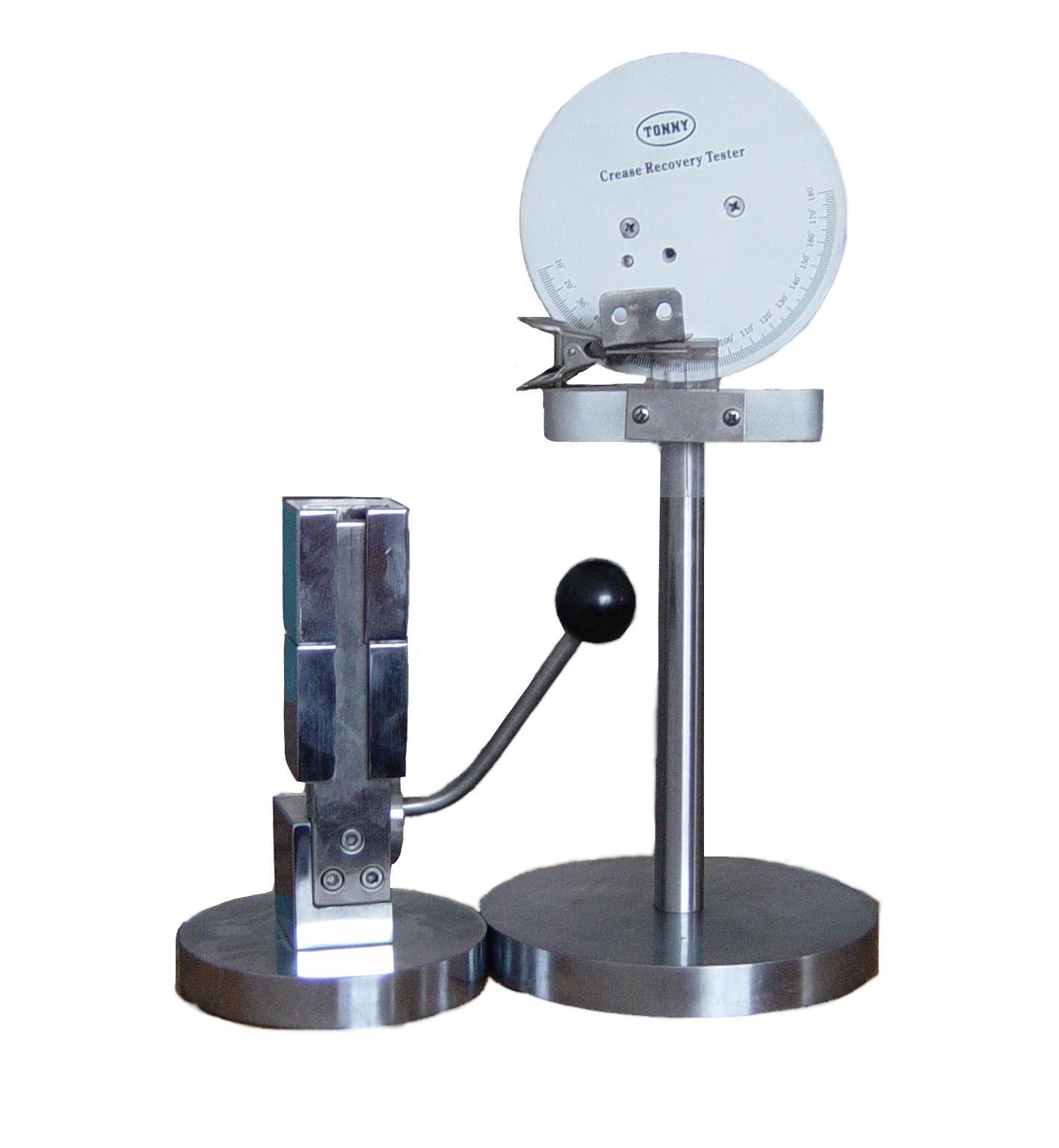 褶皱回复性测试仪,折痕恢复性测试仪,回复角 AATCC 66,GB/T 3819 1