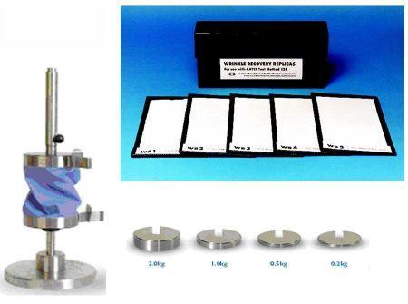 褶皱回复性测试仪,折痕恢复性测试仪,回复角 AATCC 66,GB/T 3819 3