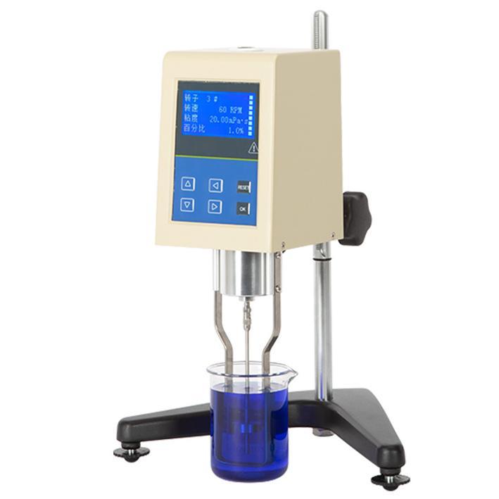 高精數顯粘度測試儀,旋轉粘度計-專業塗料、樹脂檢測設備