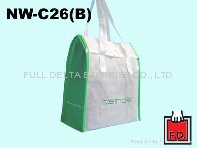 不織布環保購物袋
