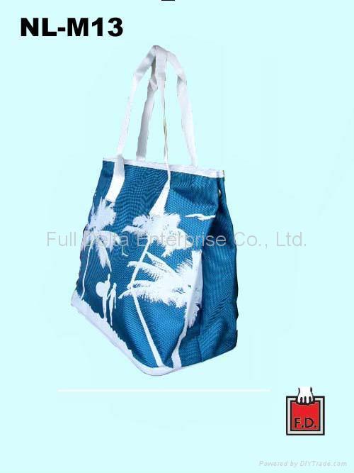 尼龙海滩袋