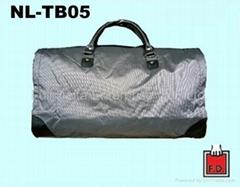 Nylon foldable travel bag
