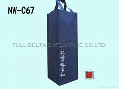 不织布酒袋 / 环保袋
