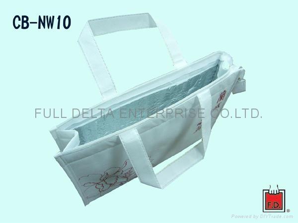 不織布保溫袋 ( 巧克力 / 冰品適用 )