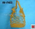 Non-woven flexible net bag