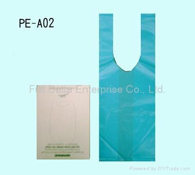 塑膠仕女衛生袋