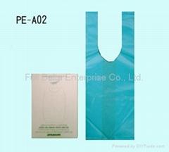塑胶仕女卫生袋
