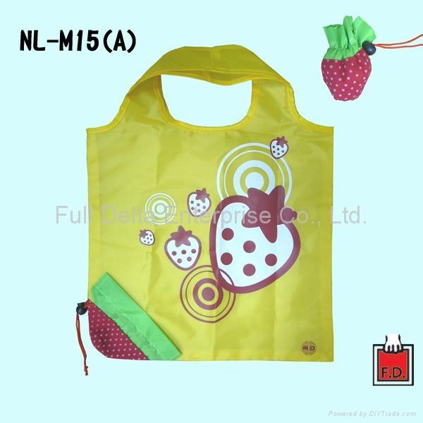 尼龙 / 特多龙 水果造型收纳环保袋 (东亚照明)