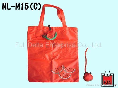 尼龍 / 特多龍 水果造型收納環保袋 (東亞照明)
