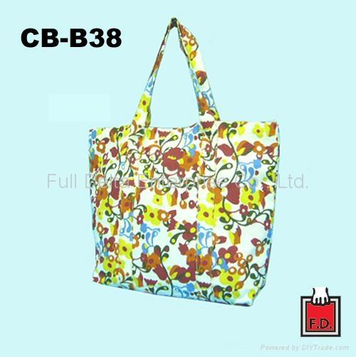 底型帆布環保袋 / 帆布贈禮品袋