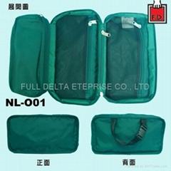 Nylon Toilet Bag / Sponge Bag