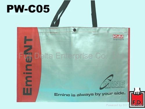 編織環保袋 / 編織購物袋 (賣場適用)
