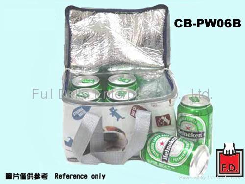 編織袋 - 飲料保冷袋 6罐/12罐裝
