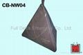 三角型不织布保温袋 (端午节粽子)