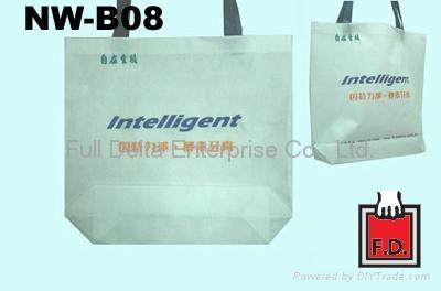 不織布底型購物袋 / 不織布環保袋