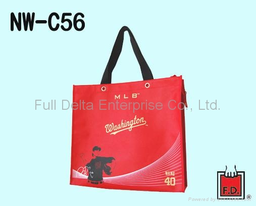 立體型不織布環保購物袋 ( 汽車業者 )