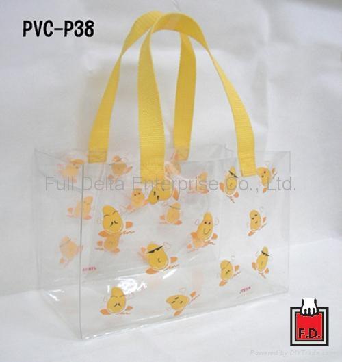 礼品赠品PVC袋